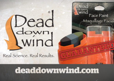 Dead Down Wind-Face Paint-TV-Commercial