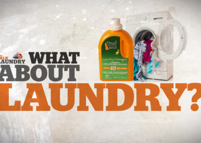 Dead Down Wind-Field Spray-Laundry-Detergent-TV Commercial