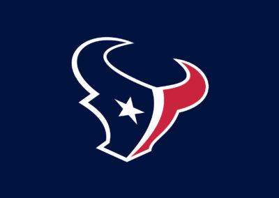 Houston Texans 3D Animation Open