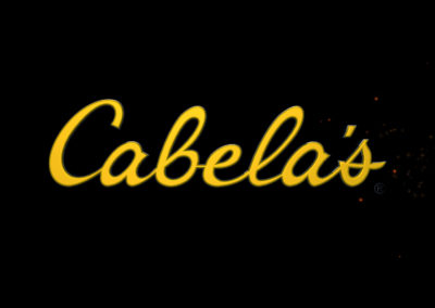 Cabelas Animated Logo