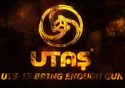 UTAS Animated Logo