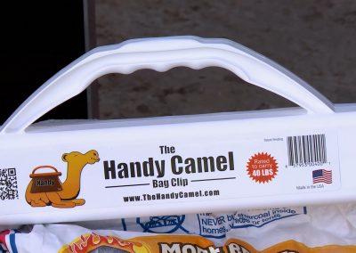 "Handy Camel ""Bag Clip"" TV Commercial"